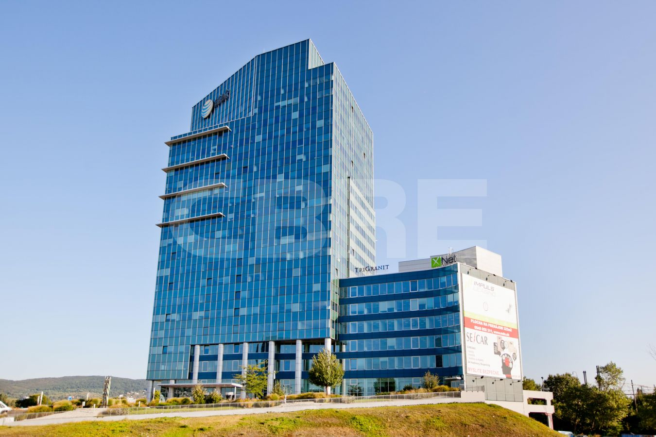 Lakeside Park 01, Bratislava - Nové Mesto | Offices for rent by CBRE | 1