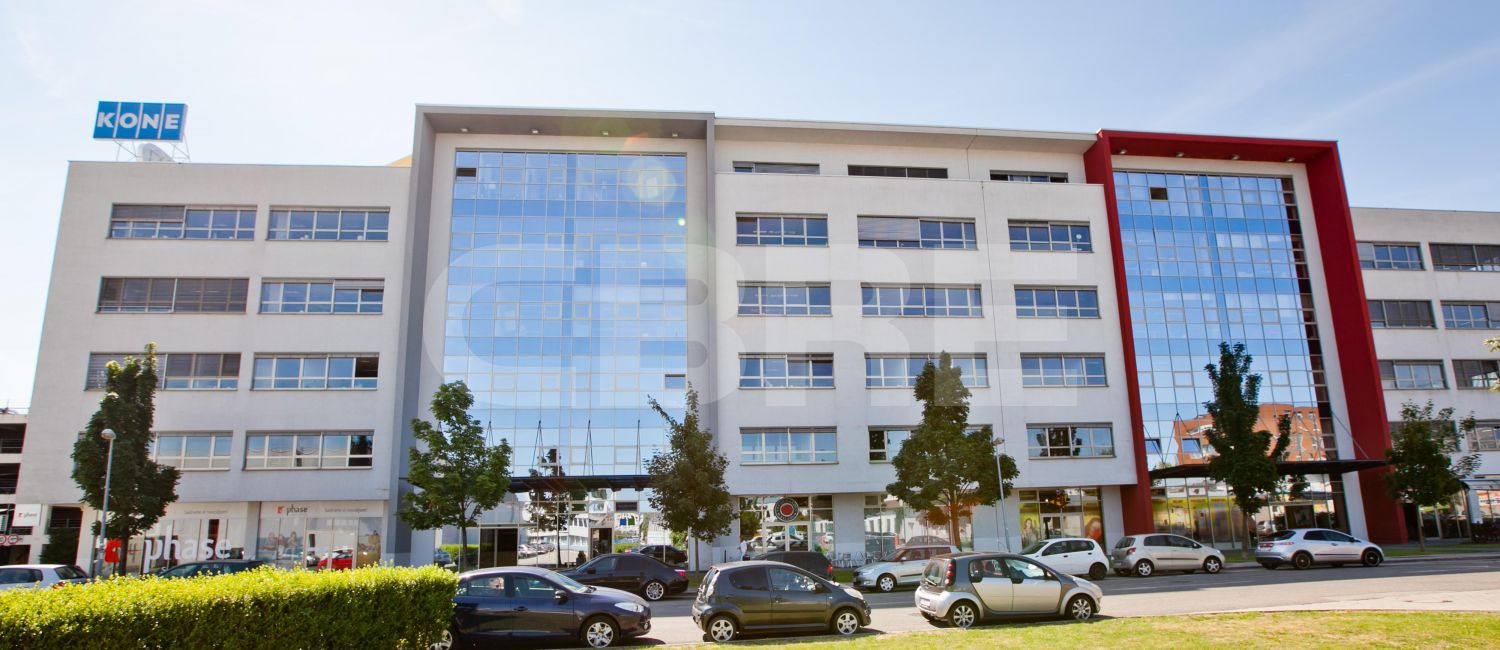 be254774a Galvaniho BC II, Bratislava - Ružinov | Offices for rent by CBRE