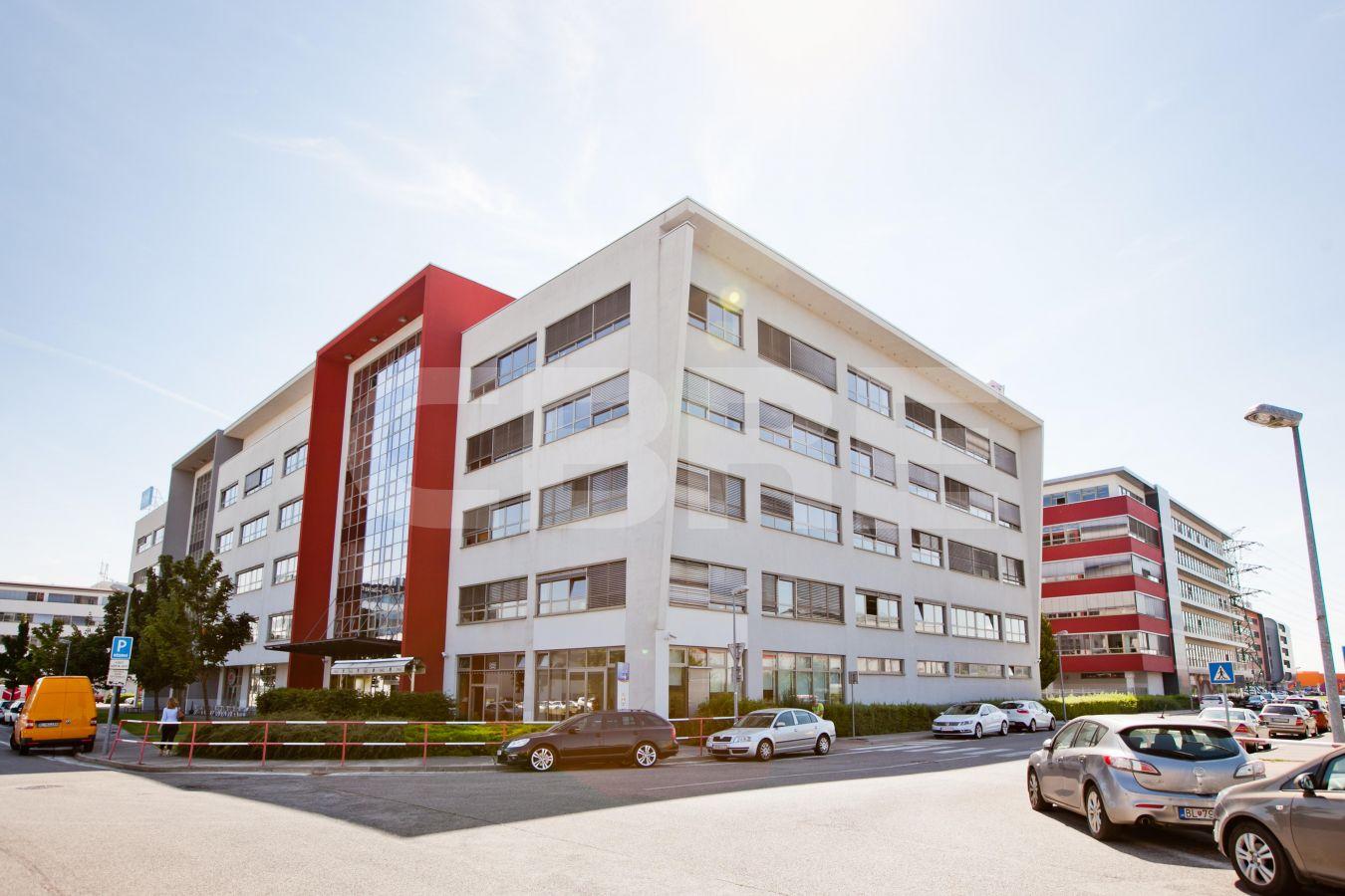 Galvaniho BC II, Bratislava - Ružinov | Prenájom kancelárií od CBRE | 1