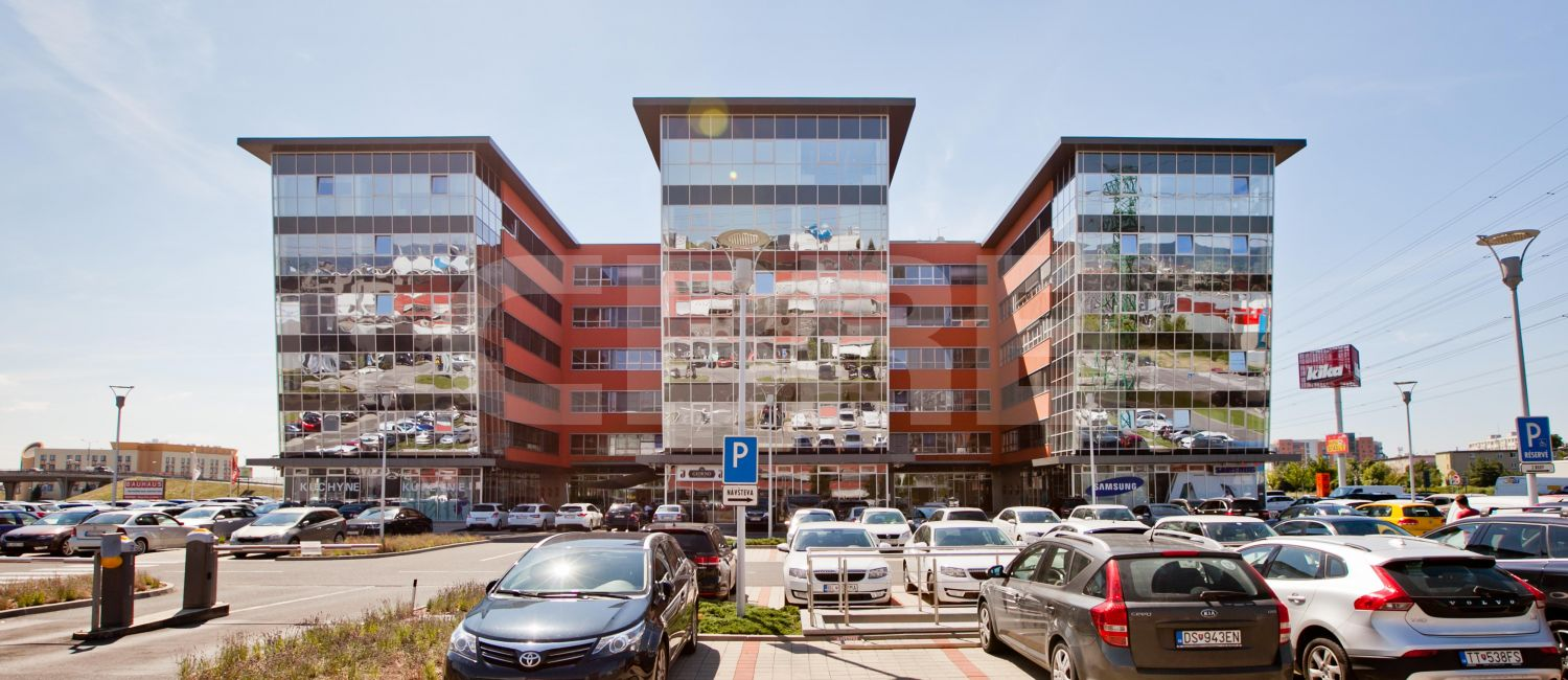 c3be24e25 Galvaniho BC IV, Bratislava - Ružinov | Offices for rent by CBRE