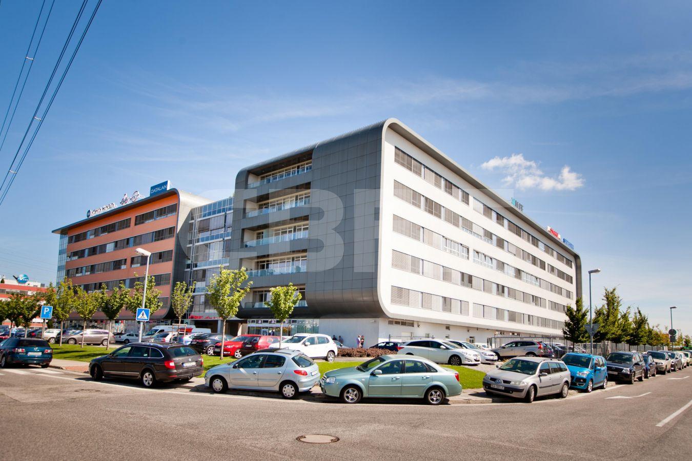 Galvaniho BC IV, Bratislava - Ružinov | Prenájom kancelárií od CBRE | 1