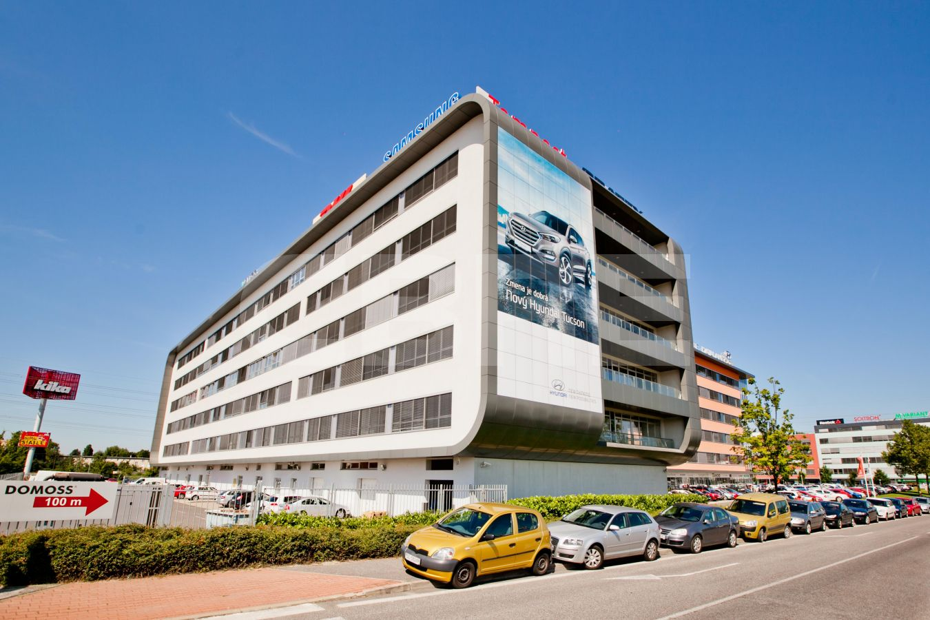398f8577f Galvaniho BC IV, Bratislava - Ružinov | Offices for rent by CBRE | 2.  Galvaniho Business Center ...