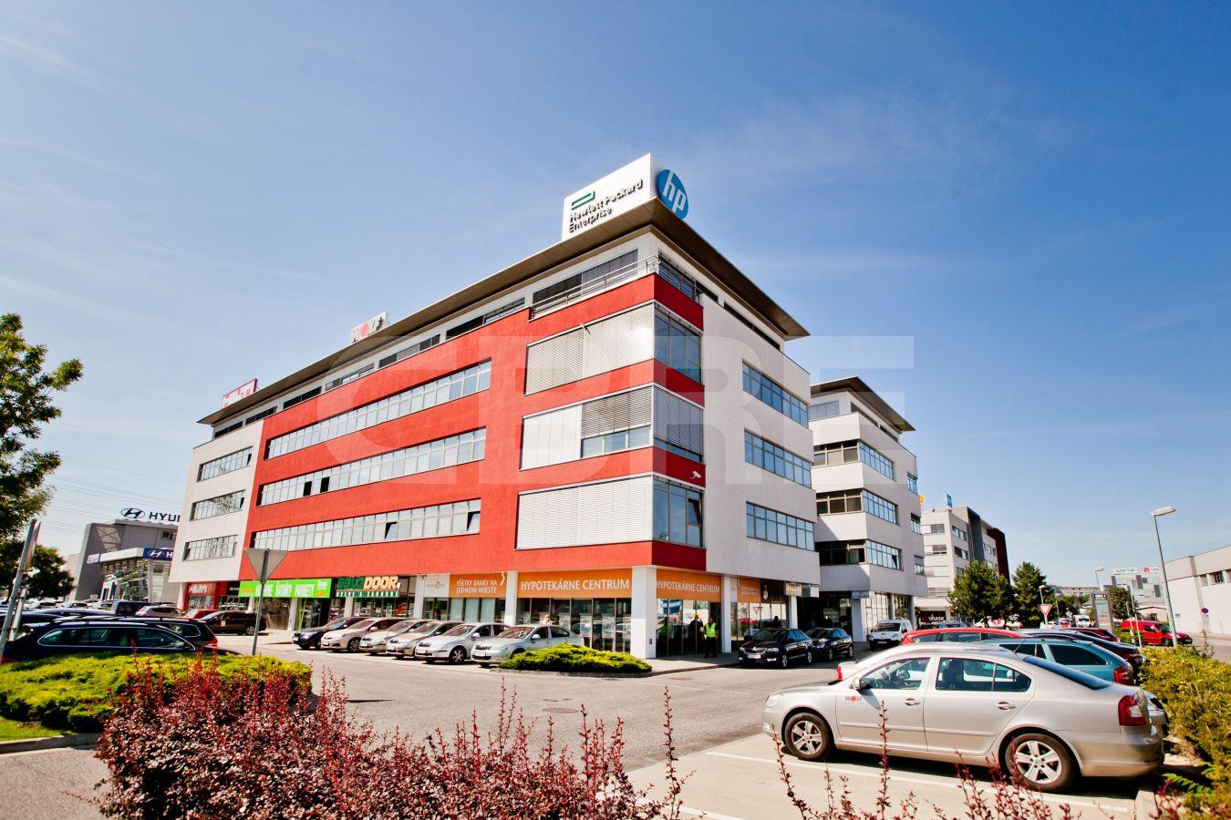 Galvaniho BC I, Bratislava - Ružinov | Offices for rent by CBRE | 1