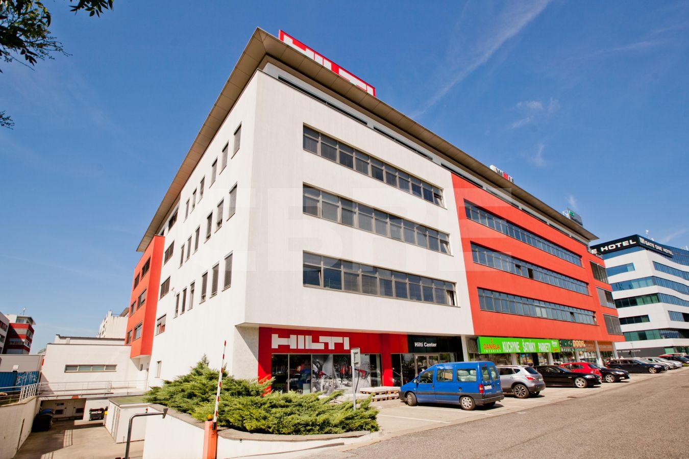 Galvaniho BC I, Bratislava - Ružinov | Offices for rent by CBRE | 2