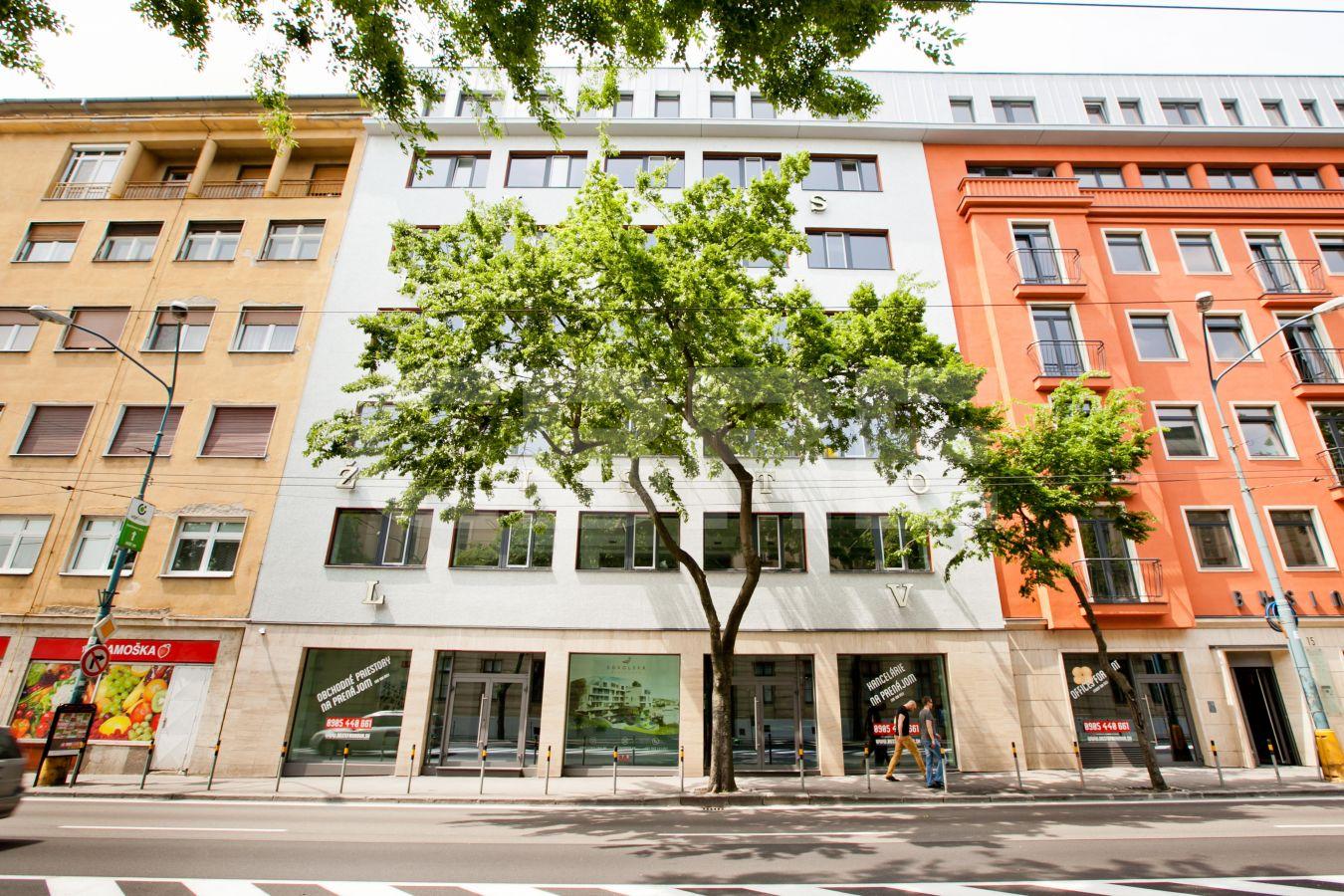 Business Garden Štefánikova, Bratislava - Staré Mesto | Prenájom kancelárií od CBRE | 1