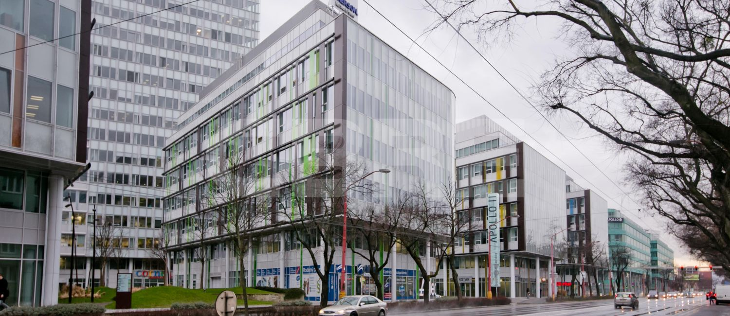Apollo BC II - Block C, Bratislava - Ružinov | Offices for rent by CBRE