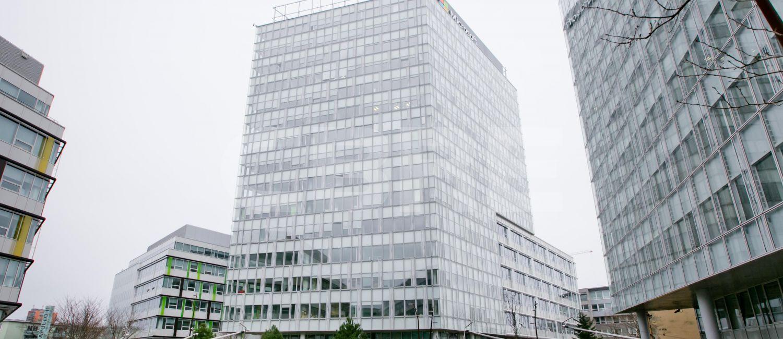 Apollo BC II - Block E, Bratislava - Ružinov | Offices for rent by CBRE