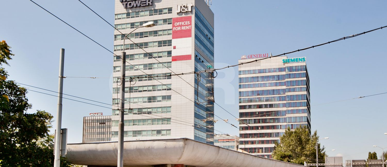 Westend Tower, Bratislava - Karlova Ves | Prenájom kancelárií od CBRE