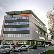 H-Business Center, Bratislava - Ružinov | Offices for rent by CBRE