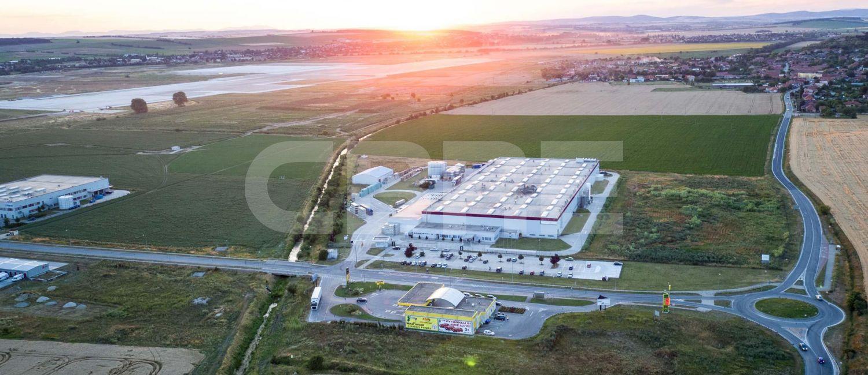 ctPark Nitra - NIT3, Nitriansky kraj, Nitra   Prenájom a predaj skladov a výrobných hál od CBRE