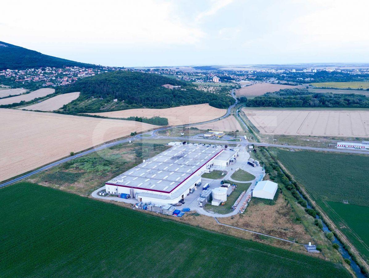 ctPark Nitra - NIT3, Nitriansky kraj, Nitra   Prenájom a predaj skladov a výrobných hál od CBRE   1