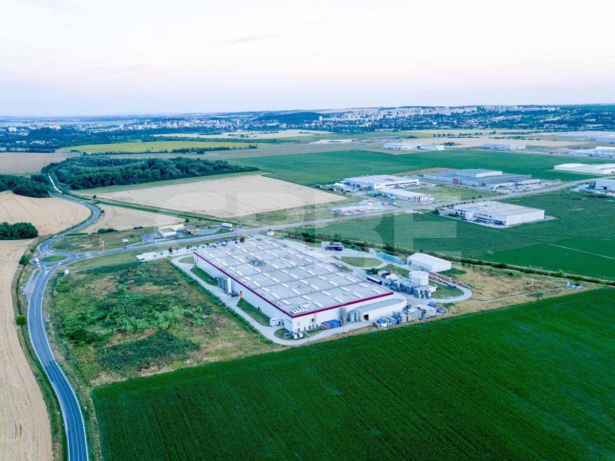ctPark Nitra - NIT3, Nitriansky kraj, Nitra   Prenájom a predaj skladov a výrobných hál od CBRE   2