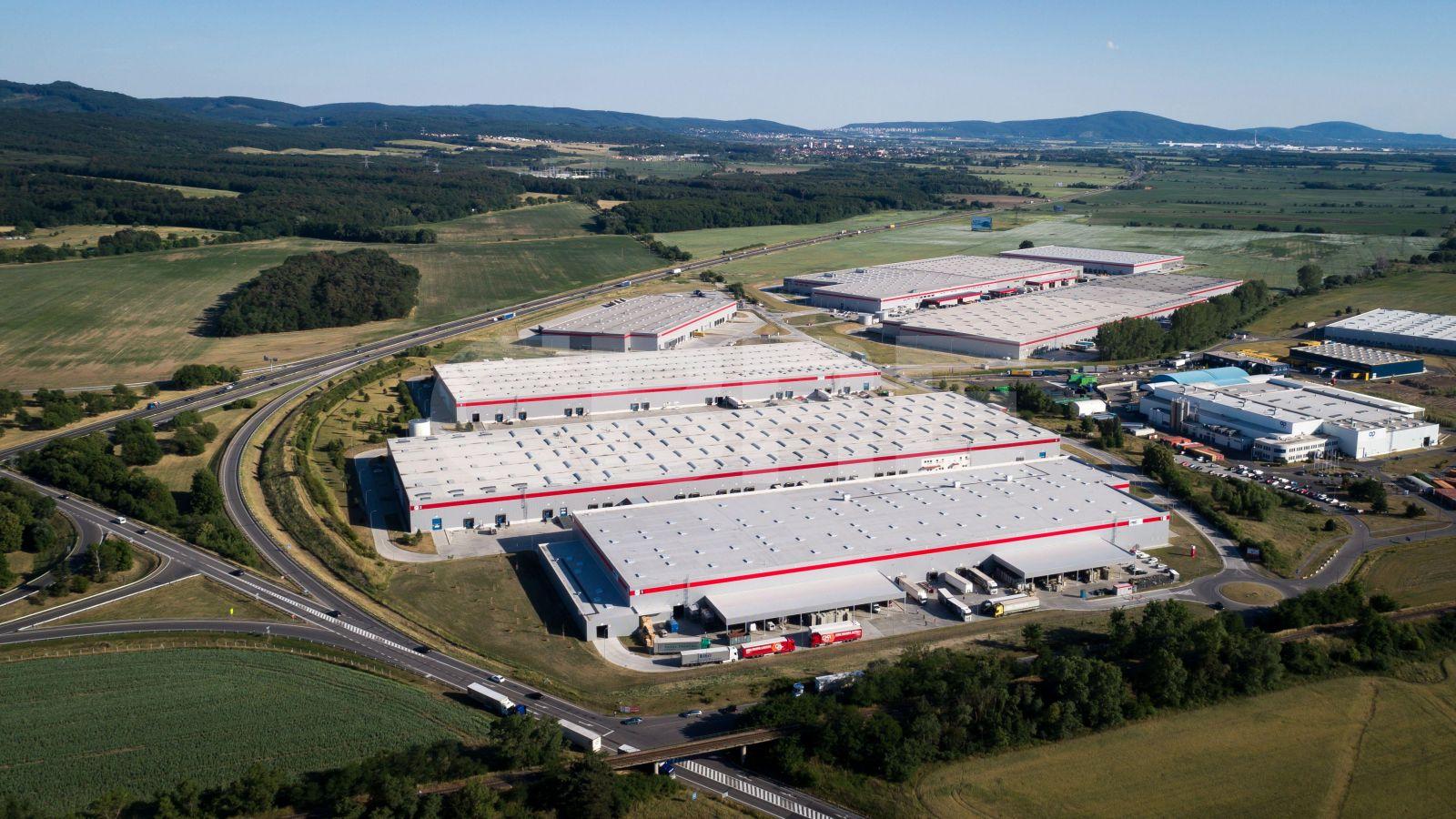 P3 Lozorno - DC 2, Bratislavský kraj, Lozorno | Prenájom a predaj skladov a výrobných hál od CBRE | 1