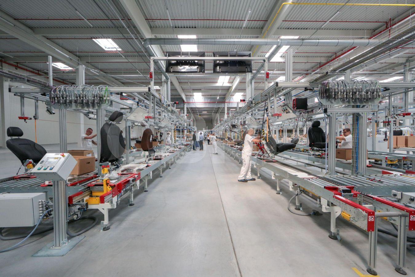 P3 Lozorno - DC 5, Bratislavský kraj, Lozorno | Prenájom a predaj skladov a výrobných hál od CBRE | 1