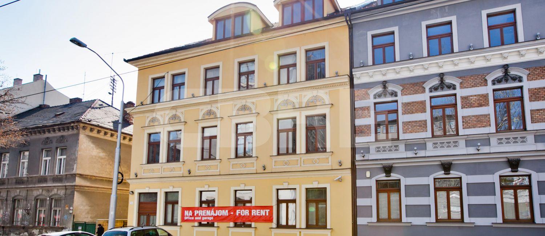 Štefanovičova 14, Bratislava - Staré Mesto | Prenájom kancelárií od CBRE
