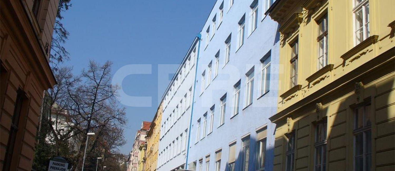 Zochova 6-8, Bratislava - Staré Mesto | Prenájom kancelárií od CBRE