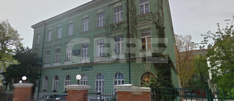 Zochova 5, Bratislava - Staré Mesto | Prenájom kancelárií od CBRE