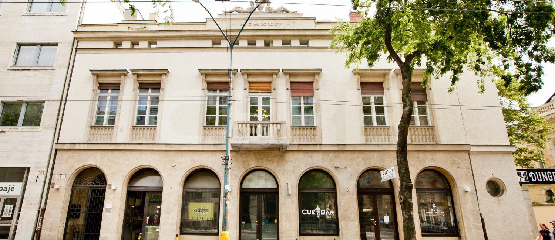 Štefánikova 14, Bratislava - Staré Mesto | Prenájom kancelárií od CBRE