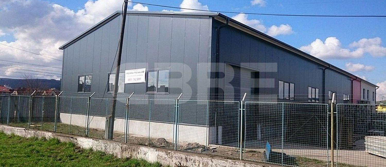 Sklad Rampová, Košice, Košický kraj, Košice | Prenájom a predaj skladov a výrobných hál od CBRE