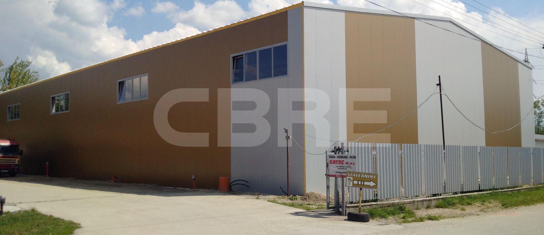 Výrobno skladovacia hala, Košice - Šaca, Košický kraj, Košice | Prenájom a predaj skladov a výrobných hál od CBRE