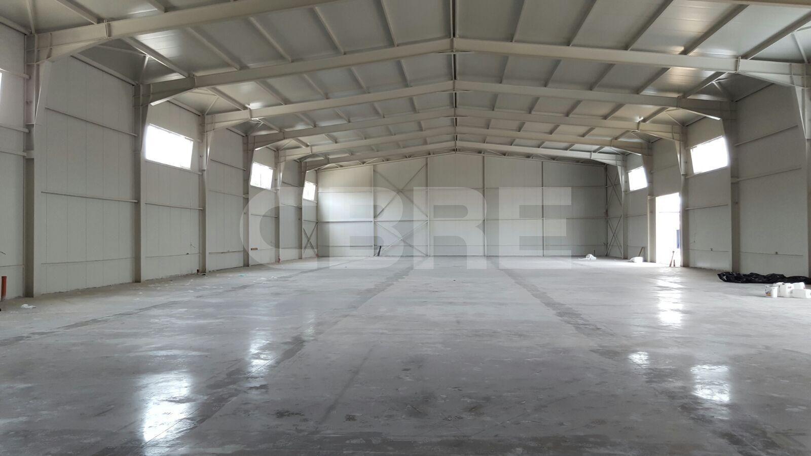 Výrobno skladovacia hala, Košice - Šaca, Košický kraj, Košice | Prenájom a predaj skladov a výrobných hál od CBRE | 1