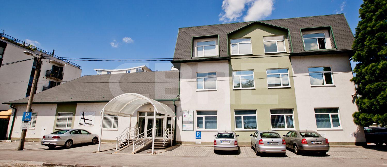 Teslova 19, Bratislava - Ružinov | Prenájom kancelárií od CBRE