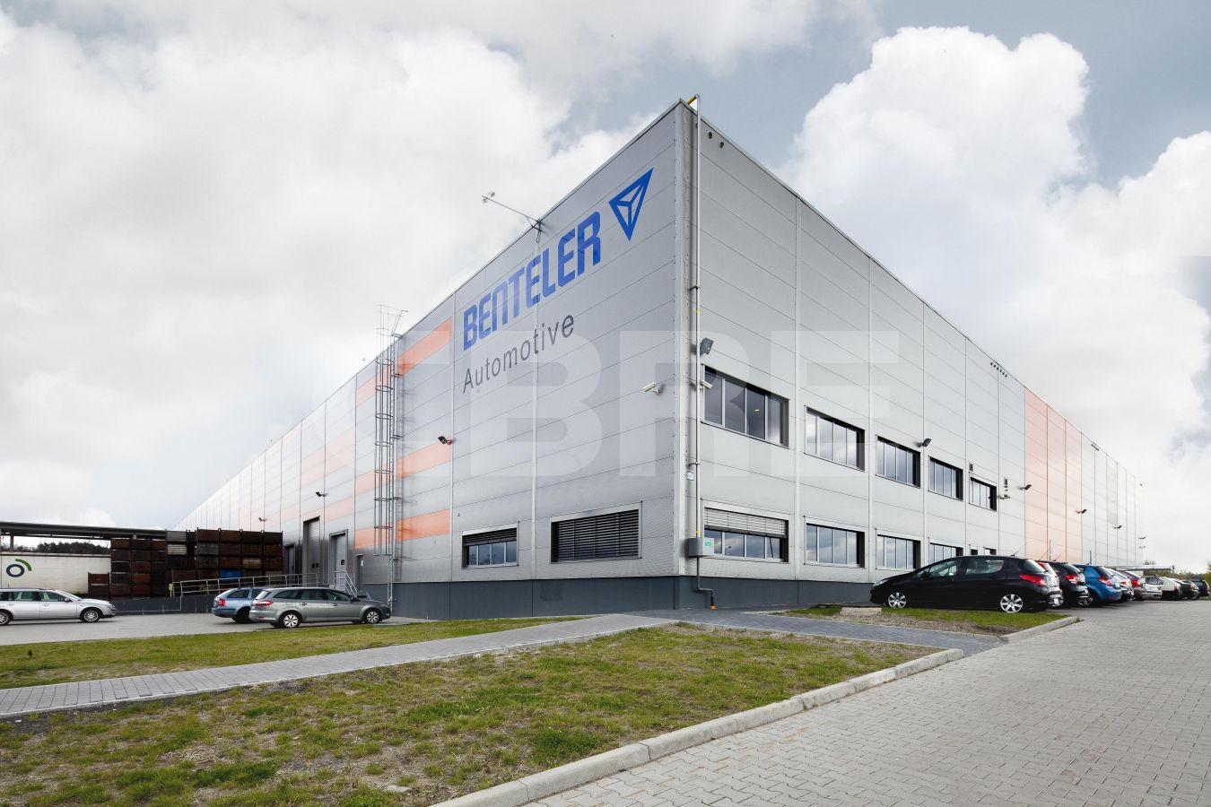 VGP Park Malacky - Hall B, Bratislavský kraj, Malacky | Prenájom a predaj skladov a výrobných hál od CBRE | 3