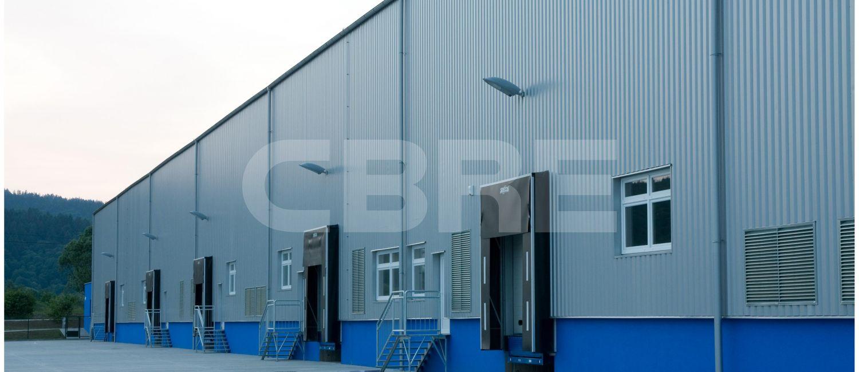 Industrial Park Horny Hricov, Žilinský kraj, Horný Hričov | Prenájom a predaj skladov a výrobných hál od CBRE