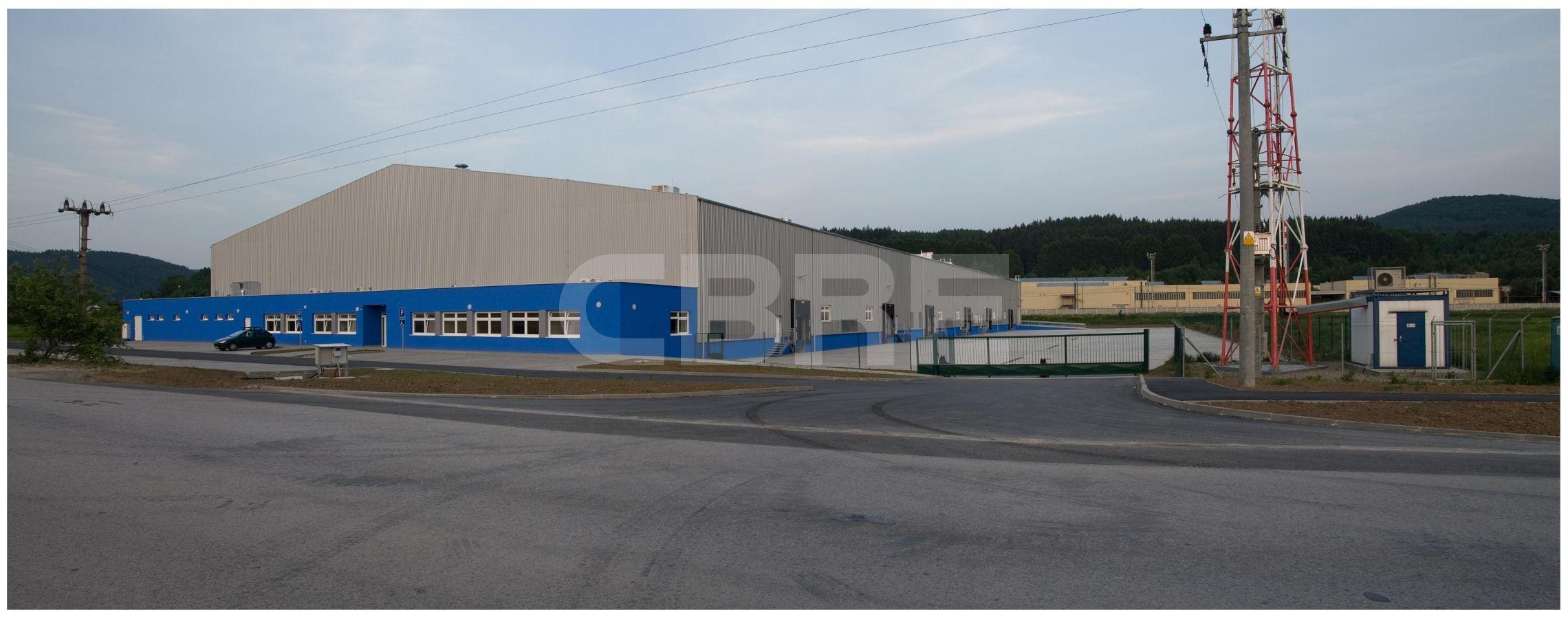 Industrial Park Horny Hricov, Žilinský kraj, Horný Hričov | Prenájom a predaj skladov a výrobných hál od CBRE | 1