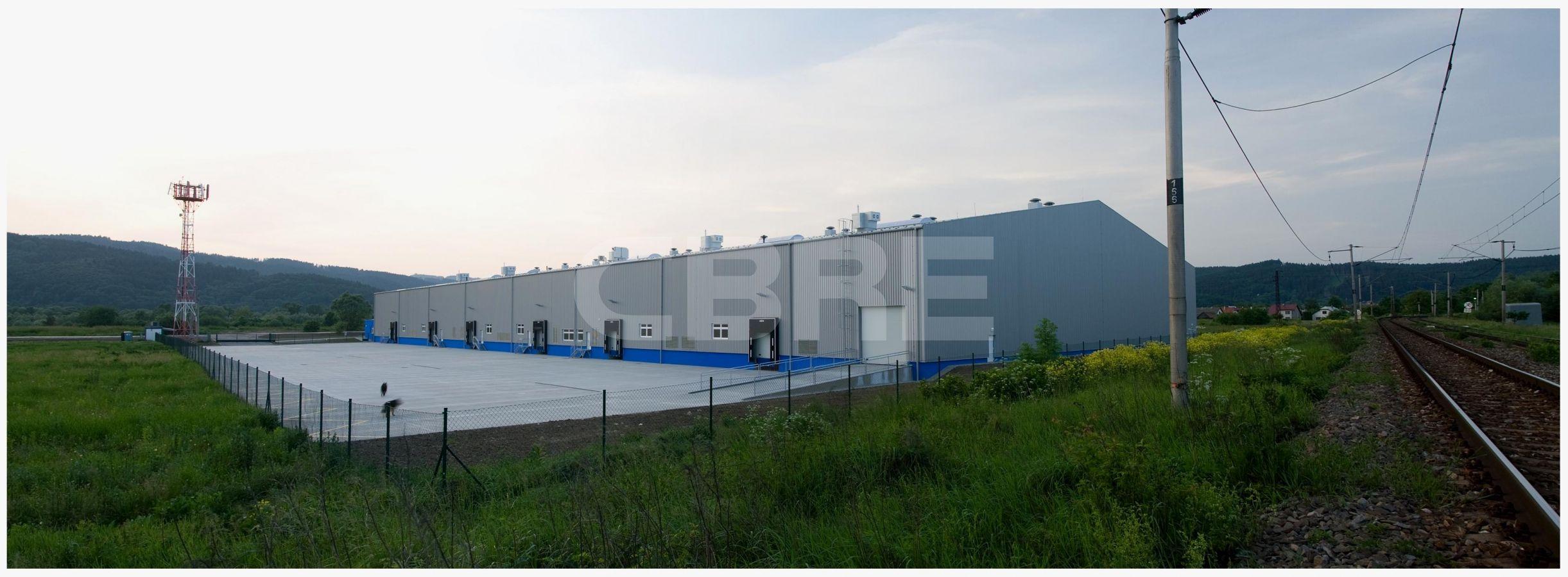 Industrial Park Horny Hricov, Žilinský kraj, Horný Hričov | Prenájom a predaj skladov a výrobných hál od CBRE | 2