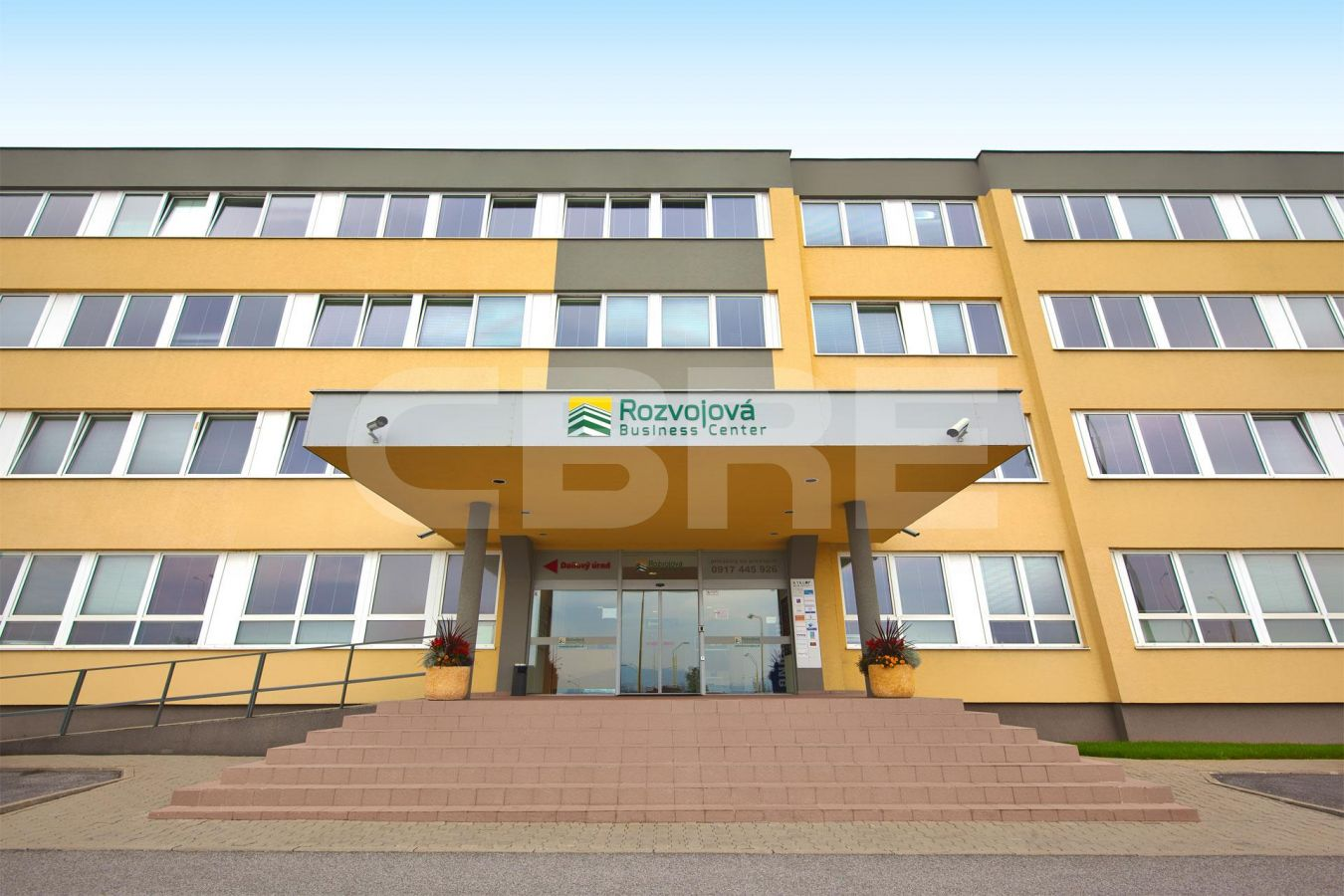 Business Center Rozvojová, Košice, Košice | Prenájom kancelárií od CBRE | 1