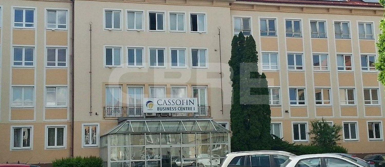 Cassofin I., Košice, Košice - Staré Mesto | Offices for rent by CBRE