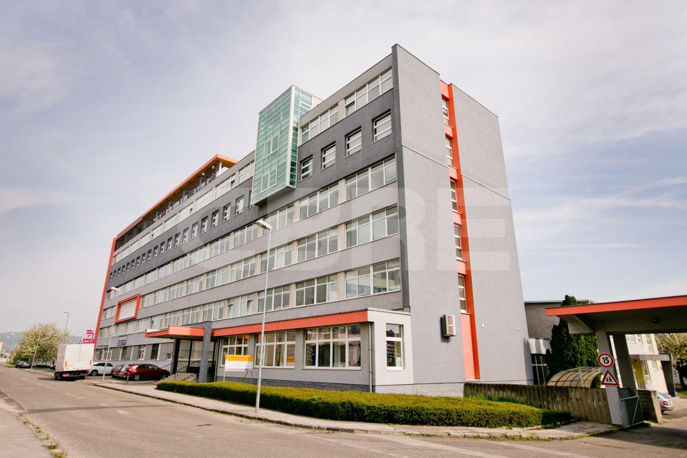 Magnetová 11, Bratislava - Nové Mesto | Prenájom kancelárií od CBRE | 1