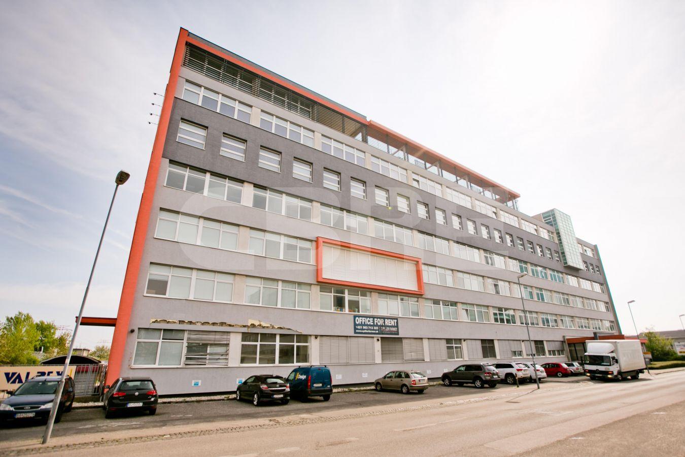 Magnetová 11, Bratislava - Nové Mesto | Prenájom kancelárií od CBRE | 2