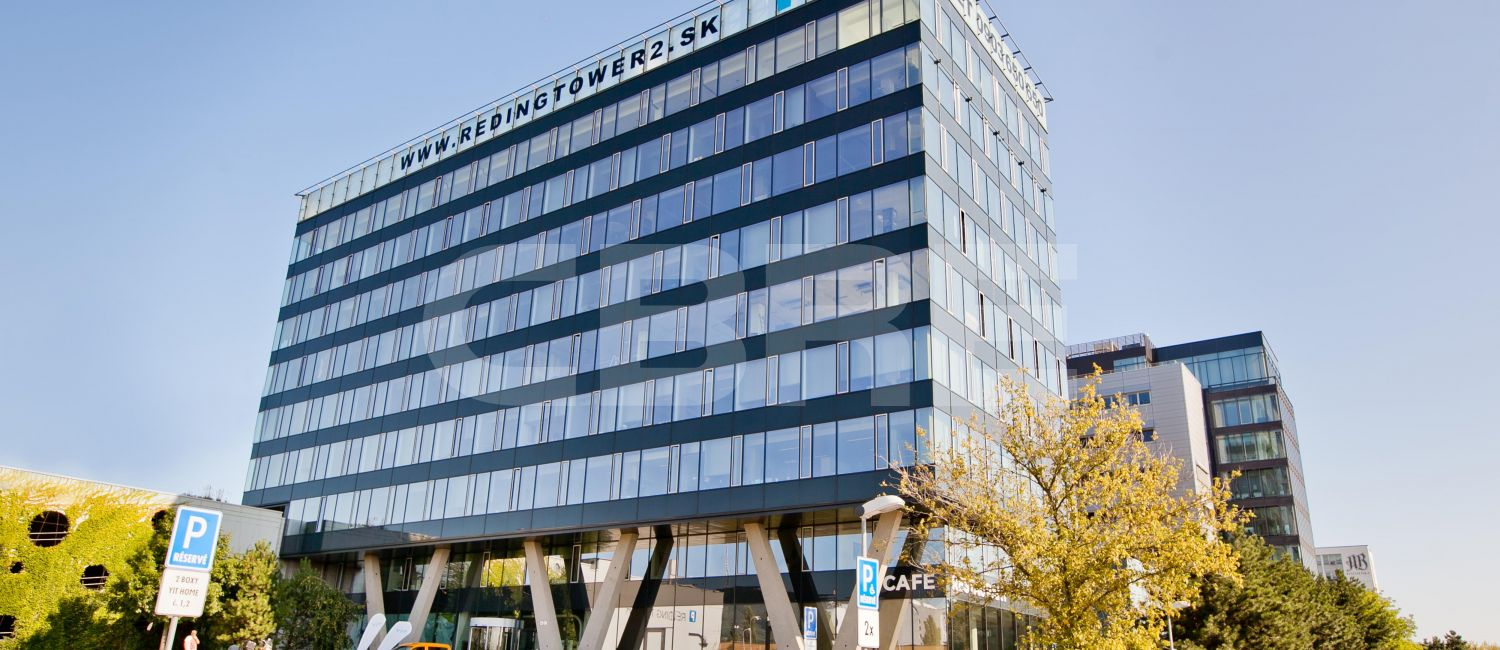 Reding Tower 2, Bratislava - Rača | Offices for rent by CBRE