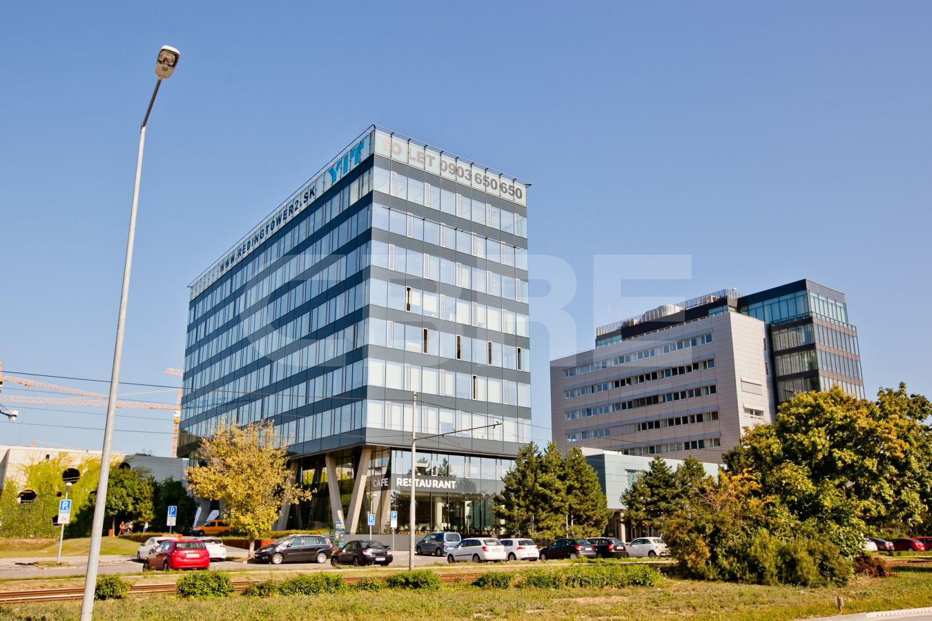 Reding Tower 2, Bratislava - Rača | Offices for rent by CBRE | 2