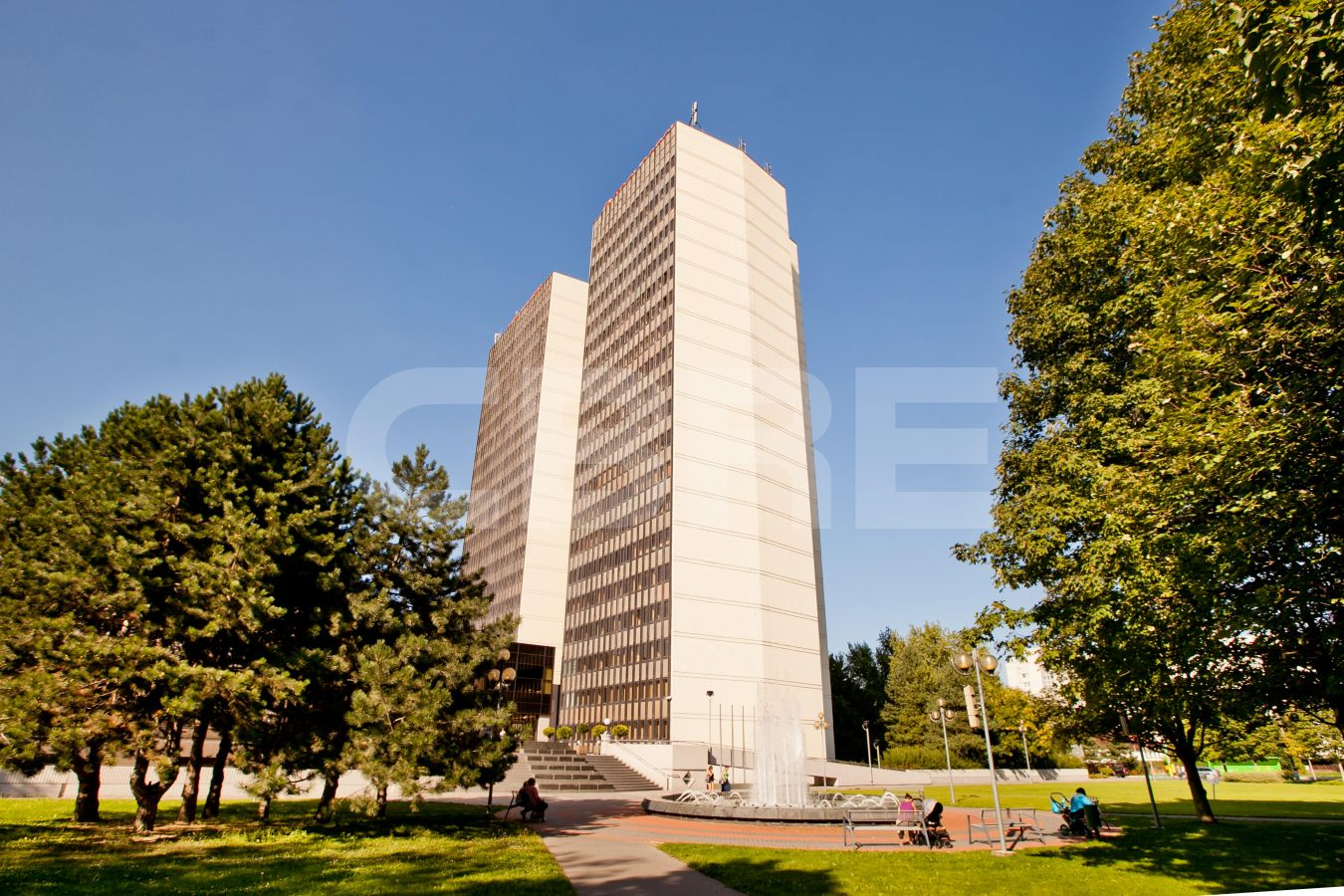 Technopol Biznisuite, Bratislava - Petržalka | Offices for rent by CBRE | 1