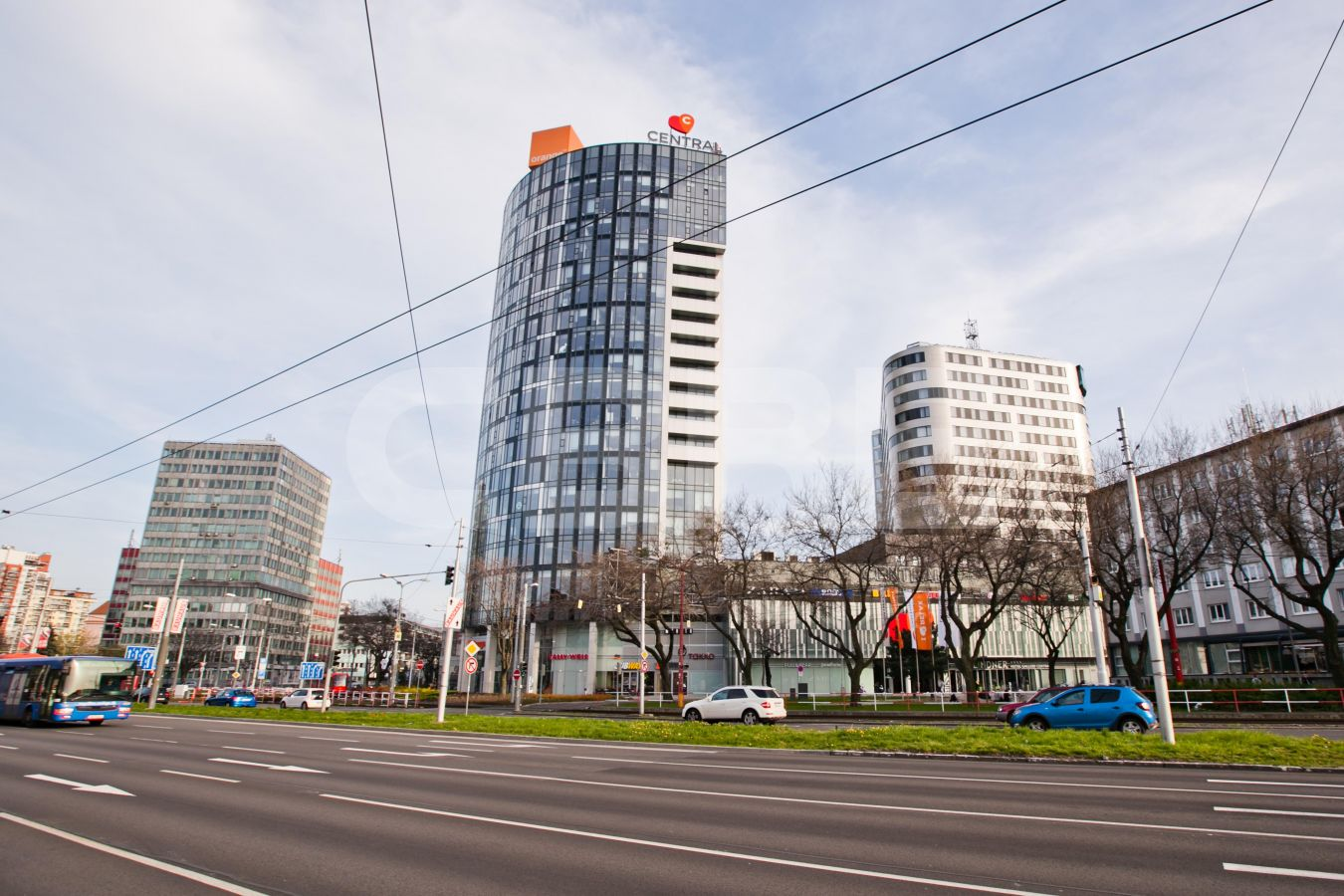 Central - High Rise, Bratislava - Ružinov | Offices for rent by CBRE | 1