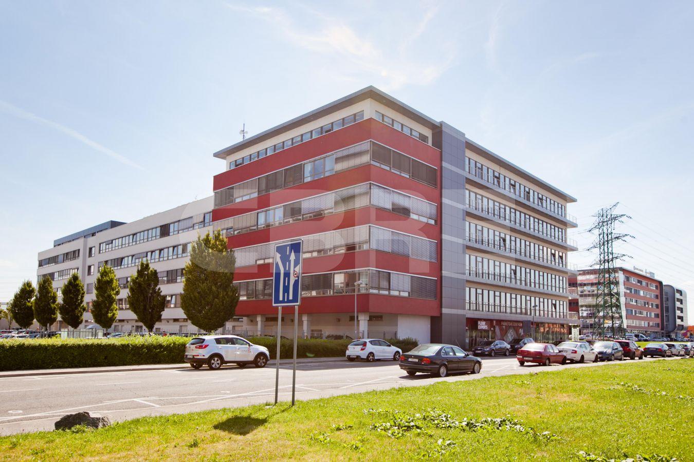 Galvaniho BC III, Bratislava - Ružinov | Prenájom kancelárií od CBRE | 1