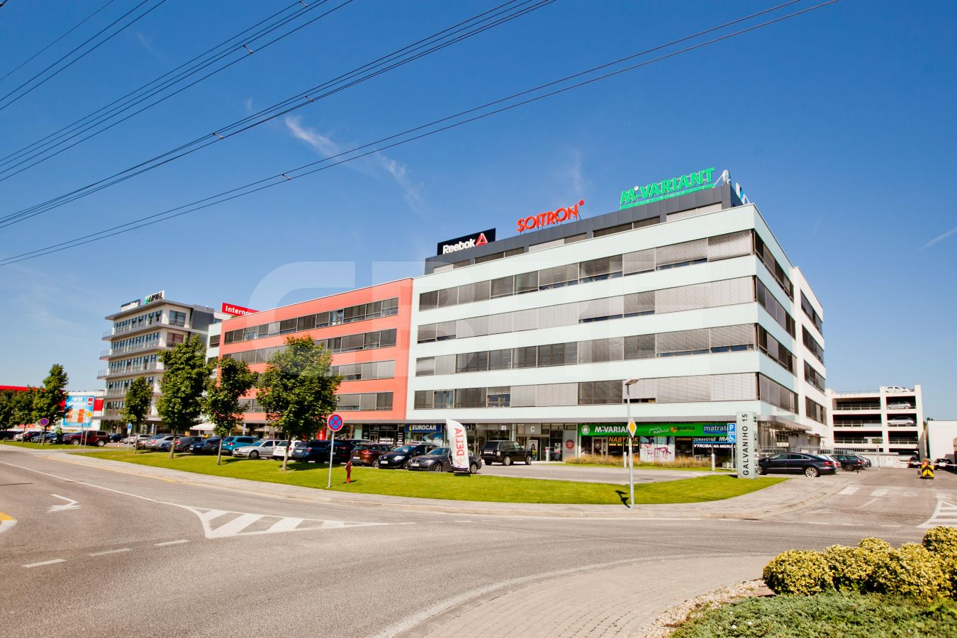aba51e75f Galvaniho BC III, Bratislava - Ružinov | Offices for rent by CBRE | 2.  Galvaniho Business Center ...