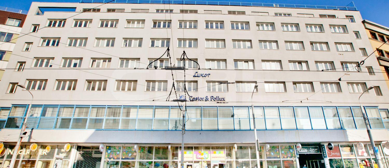 Castor Pollux - Luxor, Bratislava - Staré Mesto | Prenájom kancelárií od CBRE
