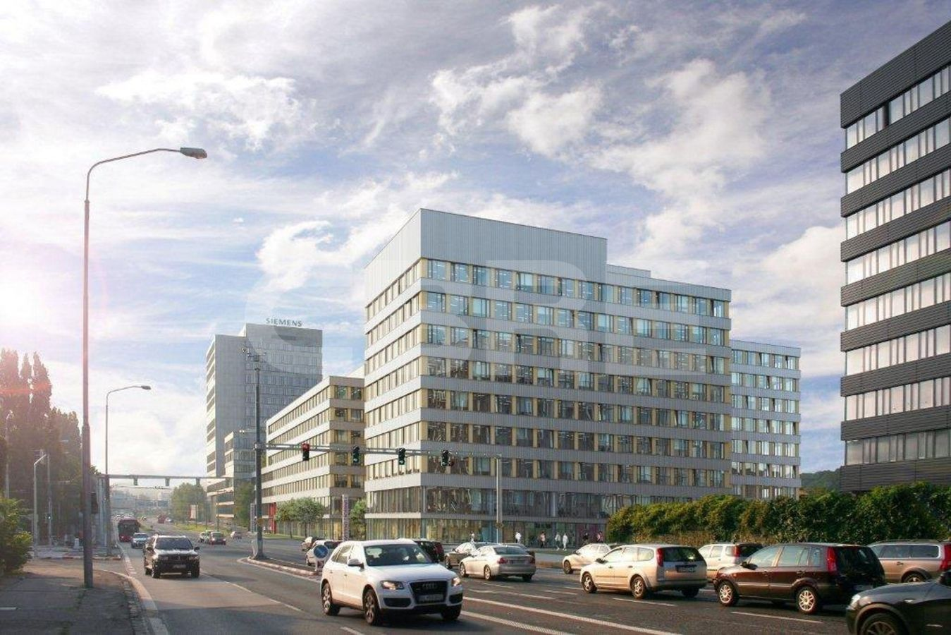 Westend Plazza, Bratislava - Lamač   Prenájom kancelárií od CBRE   1