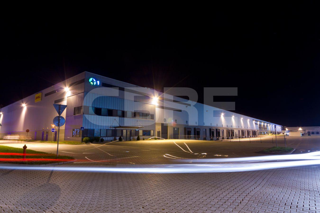Prologis Park Senec - DC1, Bratislavský kraj, Senec | Prenájom a predaj skladov a výrobných hál od CBRE | 1