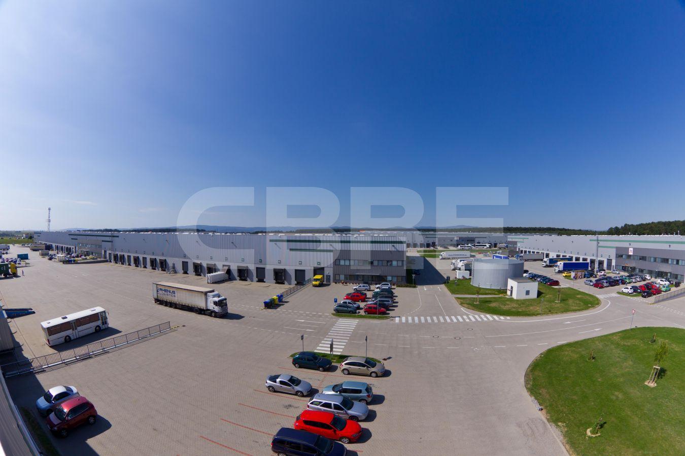 Prologis Park Senec - DC1, Bratislavský kraj, Senec | Prenájom a predaj skladov a výrobných hál od CBRE | 2