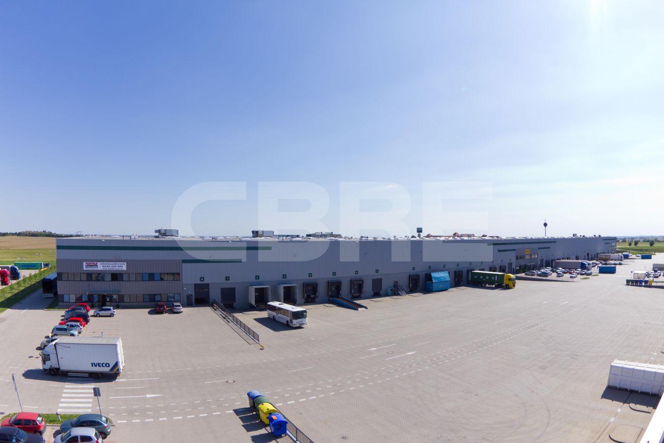 Prologis Park Senec - DC2 1300 sq m, Bratislavský kraj, Senec | Prenájom a predaj skladov a výrobných hál od CBRE | 1