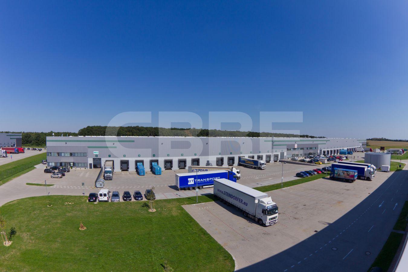 Prologis Park Senec - DC3, Bratislavský kraj, Senec | Prenájom a predaj skladov a výrobných hál od CBRE | 1