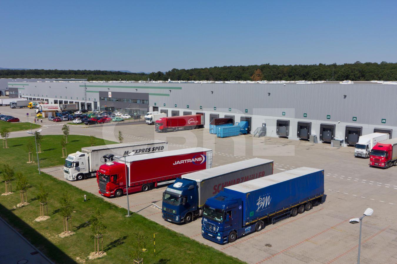 Prologis Park Senec - DC3, Bratislavský kraj, Senec | Prenájom a predaj skladov a výrobných hál od CBRE | 2
