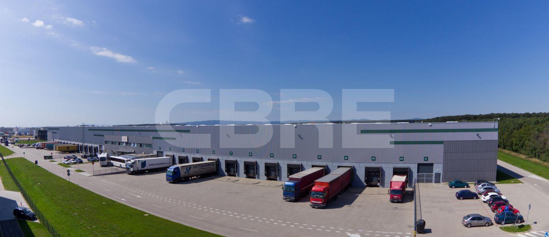 Prologis Park Senec - DC4, Bratislavský kraj, Senec | Prenájom a predaj skladov a výrobných hál od CBRE