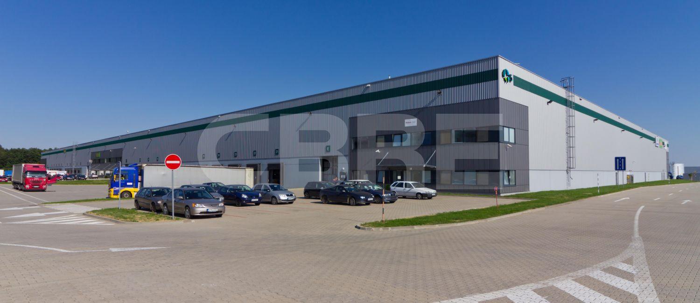 Prologis Park Senec - DC5, Bratislavský kraj, Senec | Prenájom a predaj skladov a výrobných hál od CBRE