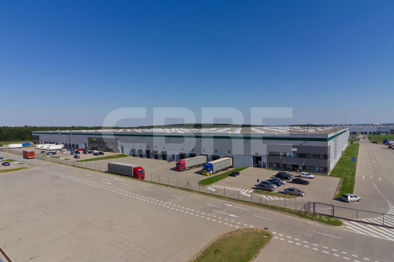 Prologis Park Senec - DC5, Bratislavský kraj, Senec | Prenájom a predaj skladov a výrobných hál od CBRE | 1